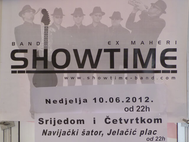 Showtime Band
