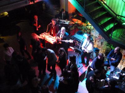 Showtime Band u klubu Green Gold Habana Club