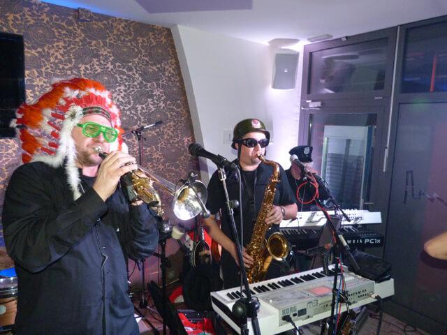Showtime Band u klubu City Zabok